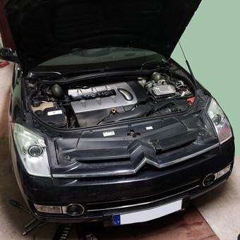 Peugeot Renault Citroen diagnostika, elektronikos remontas / Laimonas / Darbų pavyzdys ID 658863