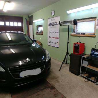 Peugeot Renault Citroen diagnostika, elektronikos remontas / Laimonas / Darbų pavyzdys ID 659113