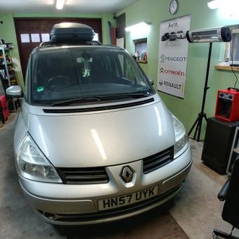 Peugeot Renault Citroen diagnostika, elektronikos remontas / Laimonas / Darbų pavyzdys ID 659115