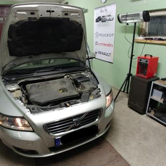 Peugeot Renault Citroen diagnostika, elektronikos remontas / Laimonas / Darbų pavyzdys ID 659119