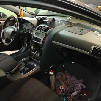 Peugeot Renault Citroen diagnostika, elektronikos remontas / Laimonas / Darbų pavyzdys ID 659125