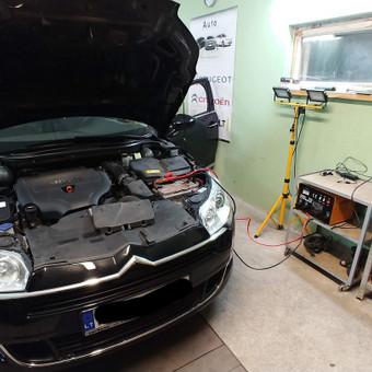 Peugeot Renault Citroen diagnostika, elektronikos remontas / Laimonas / Darbų pavyzdys ID 659145