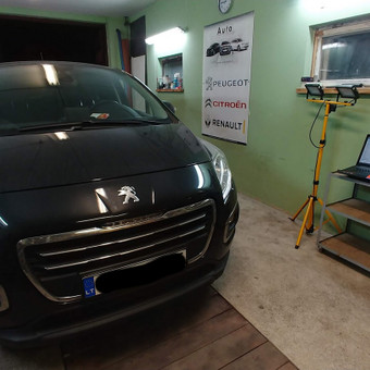 Peugeot Renault Citroen diagnostika, elektronikos remontas / Laimonas / Darbų pavyzdys ID 659171