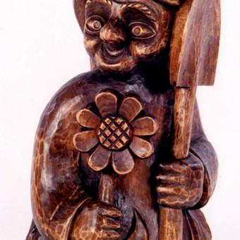 Vladimiras Šiškovas - Medžio Drožyba / Vladimiras Šiškovas / Darbų pavyzdys ID 86298