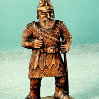 Vladimiras Šiškovas - Medžio Drožyba / Vladimiras Šiškovas / Darbų pavyzdys ID 86297