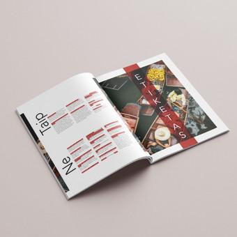 Profesionalios grafikos dizainerio paslaugos (print | web) / Aurelija Sukackė / Darbų pavyzdys ID 661803