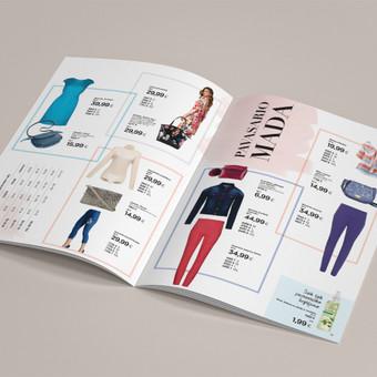 Profesionalios grafikos dizainerio paslaugos (print | web) / Aurelija Sukackė / Darbų pavyzdys ID 661823