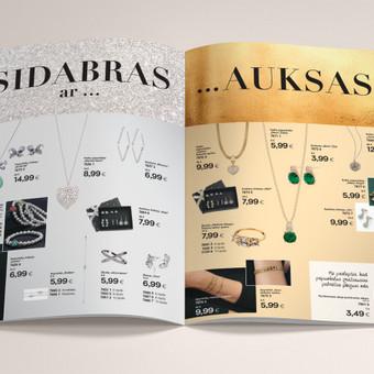 Profesionalios grafikos dizainerio paslaugos (print | web) / Aurelija Sukackė / Darbų pavyzdys ID 661825