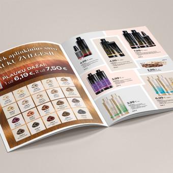 Profesionalios grafikos dizainerio paslaugos (print | web) / Aurelija Sukackė / Darbų pavyzdys ID 661827