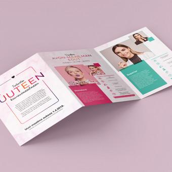 Profesionalios grafikos dizainerio paslaugos (print | web) / Aurelija Sukackė / Darbų pavyzdys ID 661859