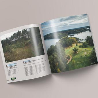 Profesionalios grafikos dizainerio paslaugos (print | web) / Aurelija Sukackė / Darbų pavyzdys ID 661869