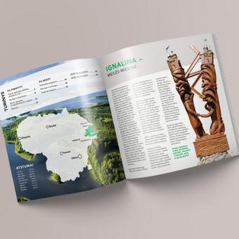 Profesionalios grafikos dizainerio paslaugos (print | web) / Aurelija Sukackė / Darbų pavyzdys ID 661871