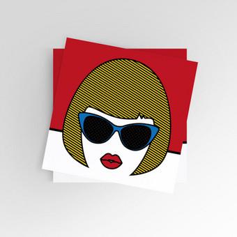 Profesionalios grafikos dizainerio paslaugos (print | web) / Aurelija Sukackė / Darbų pavyzdys ID 662599