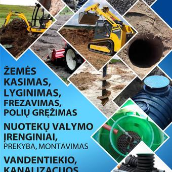 Maketavimo darbai nuo vizitinės iki katalogo / Solveiga Bernatavičienė / Darbų pavyzdys ID 662633