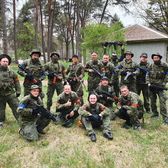 Kariniai airsoft (šratsvydžio) žaidimai / Taktinės pramogos, VšĮ / Darbų pavyzdys ID 662843