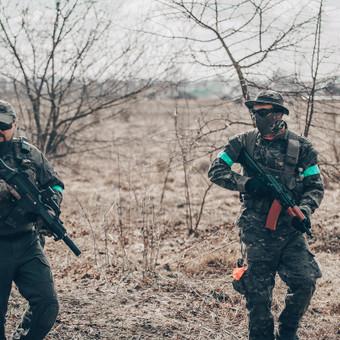 Kariniai airsoft (šratsvydžio) žaidimai / Taktinės pramogos, VšĮ / Darbų pavyzdys ID 662847