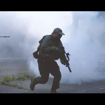 Kariniai airsoft (šratsvydžio) žaidimai / Taktinės pramogos, VšĮ / Darbų pavyzdys ID 662861