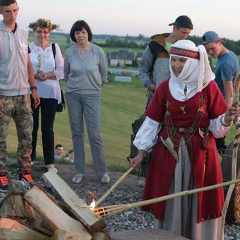 Renginių ir lietuviškų apeigų vedėja, atlikėja Skalsa Daiva / UAB Kruenta / Darbų pavyzdys ID 663045
