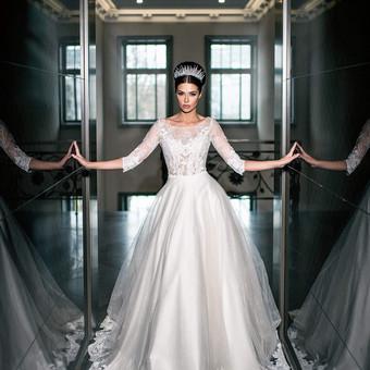 LA FLEUR - Vestuvinių suknelių salonas / La Fleur salonas / Darbų pavyzdys ID 663053