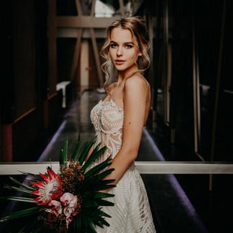 LA FLEUR - Vestuvinių suknelių salonas / La Fleur salonas / Darbų pavyzdys ID 663057