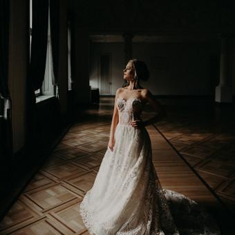 LA FLEUR - Vestuvinių suknelių salonas / La Fleur salonas / Darbų pavyzdys ID 663059