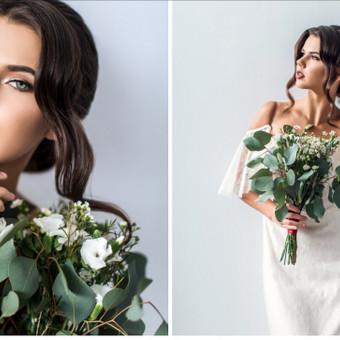 LA FLEUR - Vestuvinių suknelių salonas / La Fleur salonas / Darbų pavyzdys ID 663063