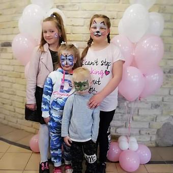 Animatorė / vaikų švenčių vedėja / Justina / Darbų pavyzdys ID 663437