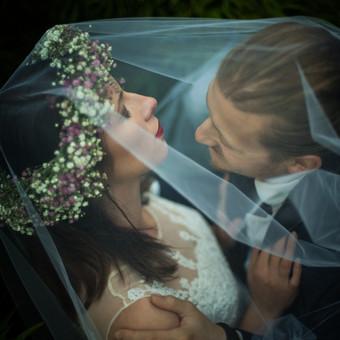 Fotografuoju vestuves visoje Lietuvoje. / Karolis Loda / Darbų pavyzdys ID 86806