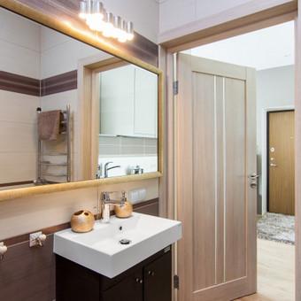 Klasikinis vonios interjeras