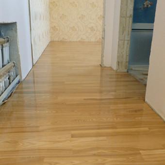 Medinių grindų įrengimas / Arnas / Darbų pavyzdys ID 86896