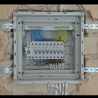 Elektrikas Šiauliuose / Gintautas / Darbų pavyzdys ID 666923