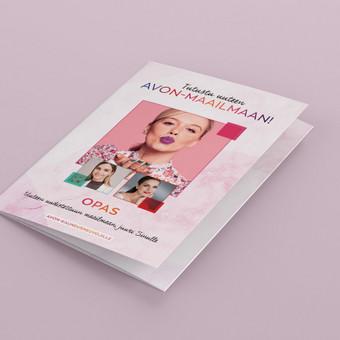 Profesionalios grafikos dizainerio paslaugos (print | web) / Aurelija Sukackė / Darbų pavyzdys ID 667271