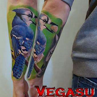 Tatuiruotės, tatuiruočių salonas / Vegasu Tattoo Studija / Darbų pavyzdys ID 667595