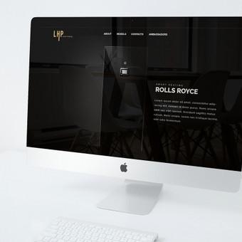 Int.svetainės dizainas - pagrindinis puslapils. / lhp-heating.com