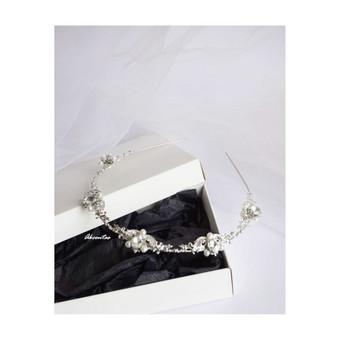 Vestuviniai papuošalai ir aksesuarai / Raimonda / Darbų pavyzdys ID 668985