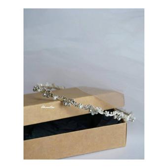 Vestuviniai papuošalai ir aksesuarai / Raimonda / Darbų pavyzdys ID 668997
