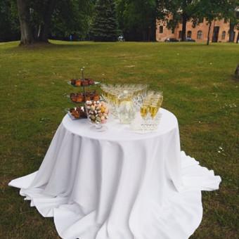 Šampano staliukas po ceremonijos / Eglė Ivanskaja / Darbų pavyzdys ID 669363