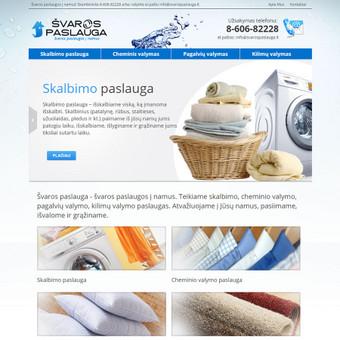 Interneto svetainių ir el.parduotuvių kūrimas, TVS, SEO / UAB TVS projektai / Darbų pavyzdys ID 670089