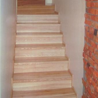 Tikro Medžio Laiptai, Durys, Baldai / Gediminas Bričkus / Darbų pavyzdys ID 87266