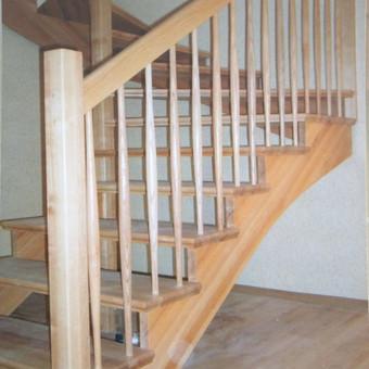 Tikro Medžio Laiptai, Durys, Baldai / Gediminas Bričkus / Darbų pavyzdys ID 87264