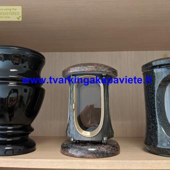 Vaza ir žibintai