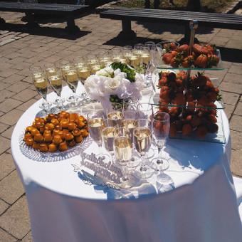 Šampano staliukas po ceremonijos / Eglė Ivanskaja / Darbų pavyzdys ID 671923
