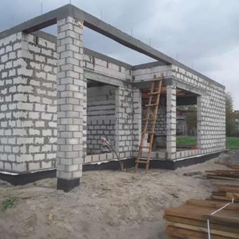 Visu tipu pamatu irengimas muras stogu darbai / Wvytas wvytautas / Darbų pavyzdys ID 672529