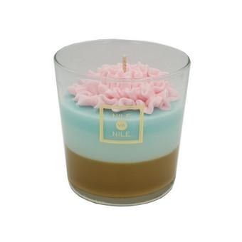 Rankų darbo aromatinės sojų vaško žvakės ir namų kvapai / Jolita Poderienė / Darbų pavyzdys ID 673641