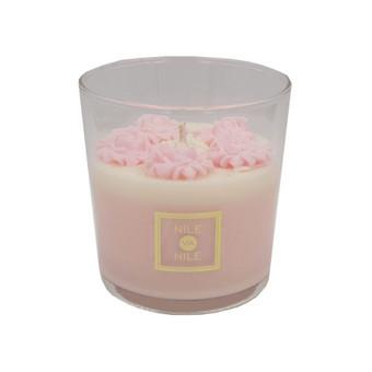 Rankų darbo aromatinės sojų vaško žvakės ir namų kvapai / Jolita Poderienė / Darbų pavyzdys ID 673649