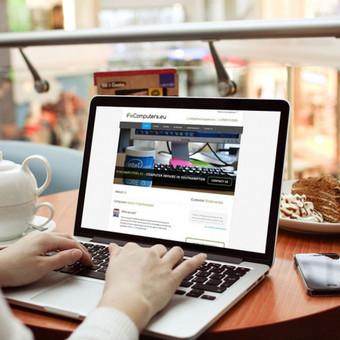 Puslapis sukurtas vietiniam kompiuterinės technikos remonto verslui reprezentuoti ir reklamuotis. Po 3-4 mėnesiu puslapis yra reitinguojamas daugiau nei 100 raktažodžių pirmoje vietoje. Apie 40% ...