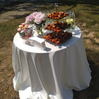 Šampano staliukas po ceremonijos / Eglė Ivanskaja / Darbų pavyzdys ID 675565