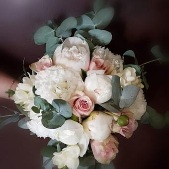 Gėlės vestuvėms / Egidija Janeliūnienė / Darbų pavyzdys ID 675781