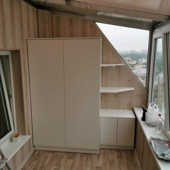 Virtuvės baldai / Žilvinas Baldai / Darbų pavyzdys ID 676141