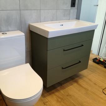 Virtuvės baldai / Žilvinas Baldai / Darbų pavyzdys ID 676145
